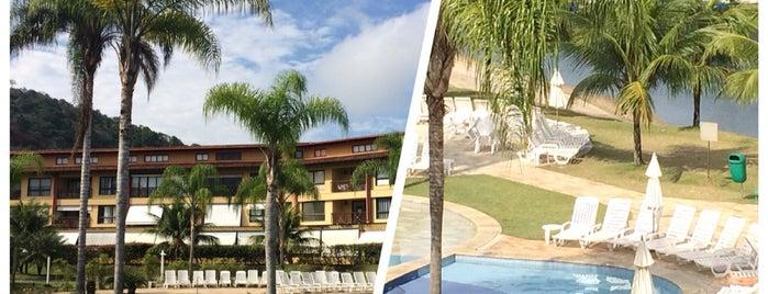 Meliá Angra Marina & Convention Resort is one of Viagens de fim de semana 😍.