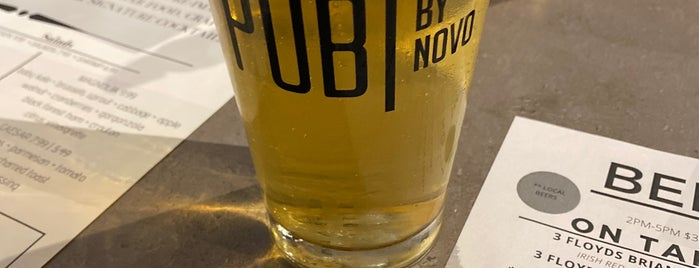 Pub by Novo is one of Bowling Green.