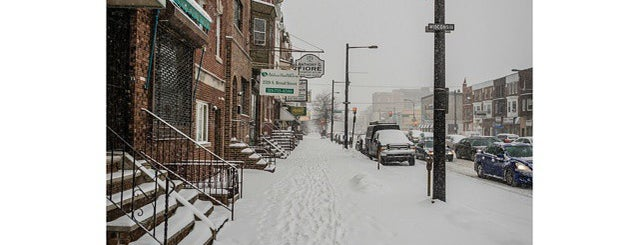Broad Street & Ritner Street is one of Posti che sono piaciuti a Jamez.