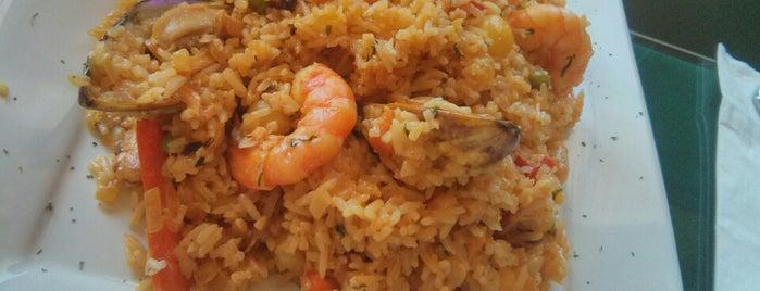 Emelina's Peruvian Restaurant is one of Top Restaurants.