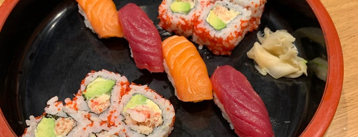 Sushi Atelier is one of LDN - Langham.