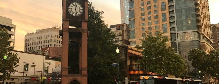 Louis & Anne Friedman Clock Tower is one of Houston.