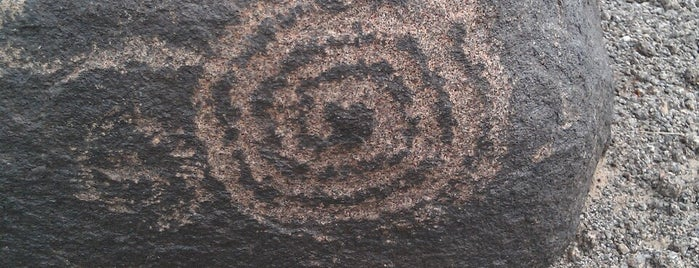 Painted Rock Petroglyphs is one of Native American Cultures, Lands, & History.