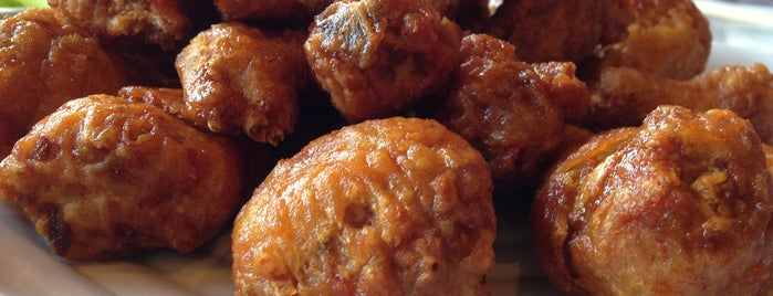 BonChon Chicken is one of Boston Eats Bucket List.