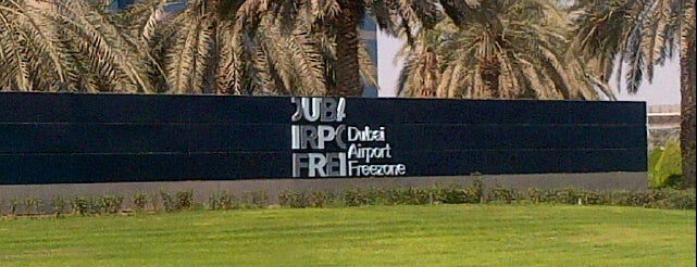 Dafza Headquarters is one of สถานที่ที่ JOY ถูกใจ.