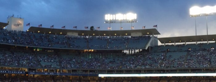 Dodger Stadium is one of Posti che sono piaciuti a Andy.