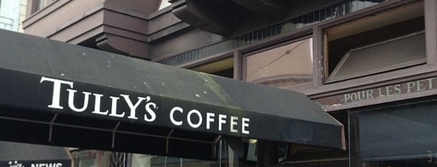 Tully's Coffee is one of sf faves.