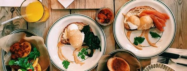 M1LK is one of Breakfast/Brunch in London.