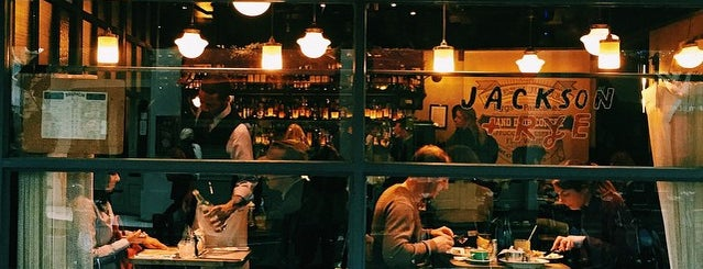 Jackson & Rye is one of Scoffers - Reviews.