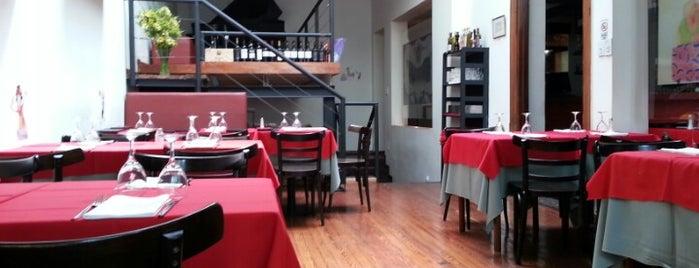 Appassionato Ristorantino is one of สถานที่ที่บันทึกไว้ของ juan carlos.