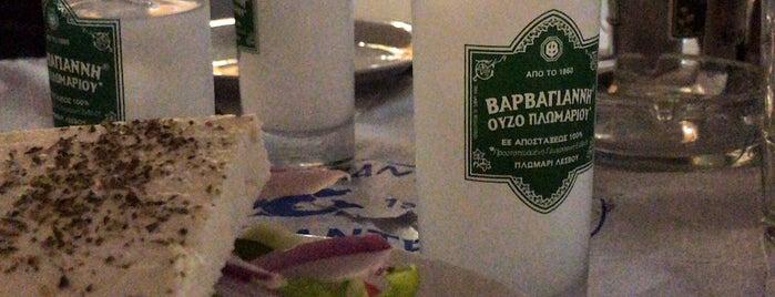 Pantelis Restaurant is one of Lugares favoritos de Sue.