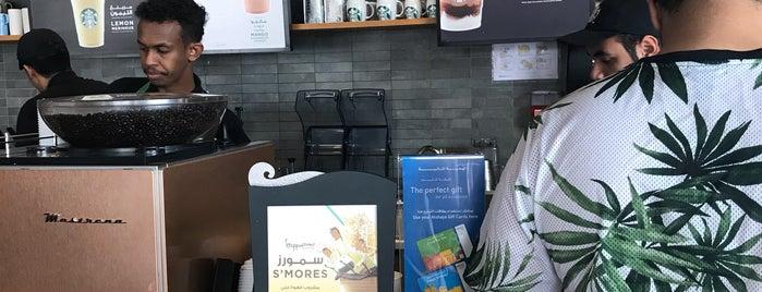 Starbucks is one of Joelle : понравившиеся места.