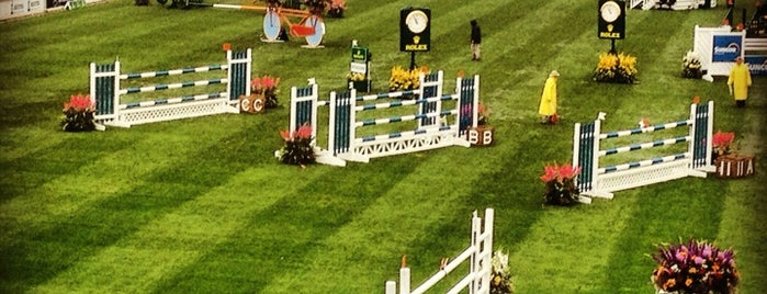 Spruce Meadows is one of Calgary.