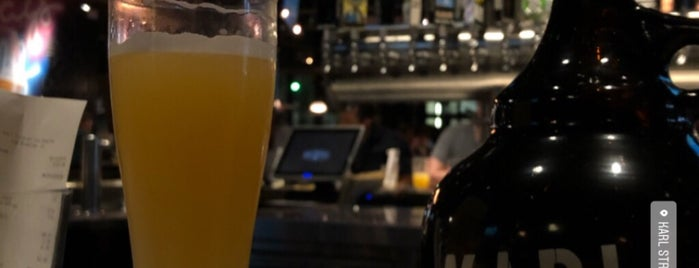 Karl Strauss Brewing Company is one of Next time we don't know where to go.