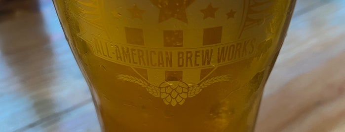 All American Ale Works is one of Orange County.
