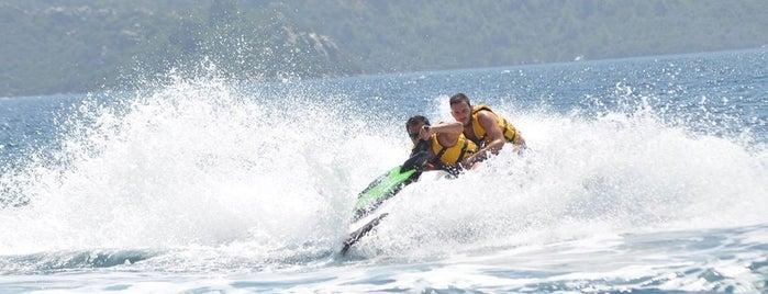 Gogoobeach Water Sports is one of Marmaris.
