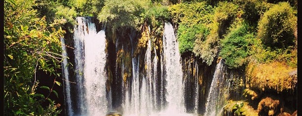 Göksu Şelalesi is one of Bir Gezginin Seyir Defteri.
