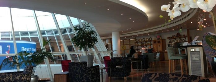 British Airways Executive Lounge is one of สถานที่ที่ Jessica ถูกใจ.