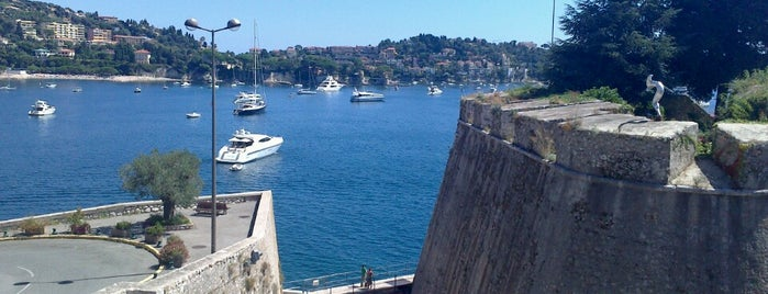 La Citadelle de Villefranche is one of Federicoさんのお気に入りスポット.