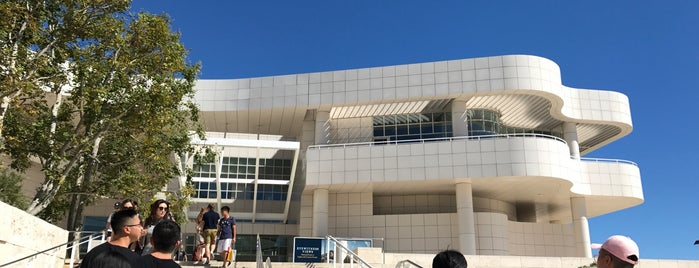 J. Paul Getty Museum is one of For Casey.