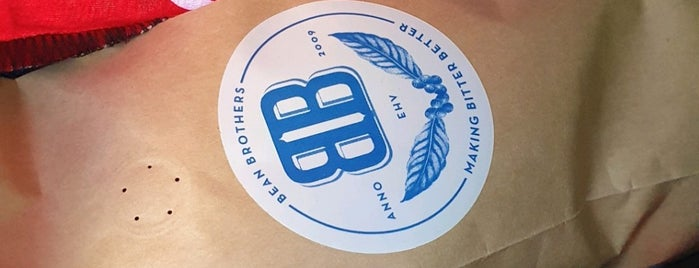 Stadsbranderij Eindhoven Bean Brothers is one of To drink in CNW Europe.