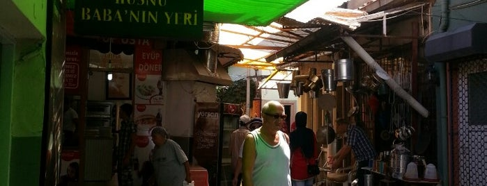 Hüsnü Baba'nın Yeri is one of Eniseさんの保存済みスポット.