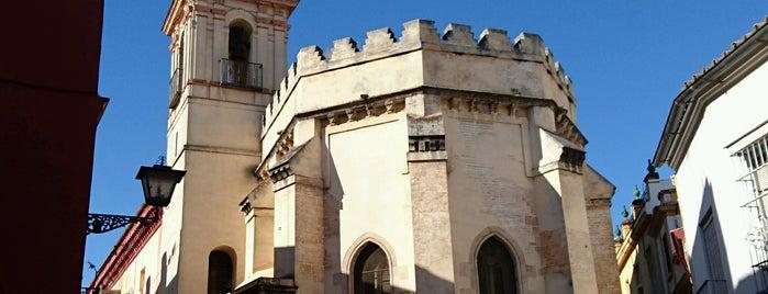 Iglesia de San Esteban is one of Cosas que ver en Sevilla.