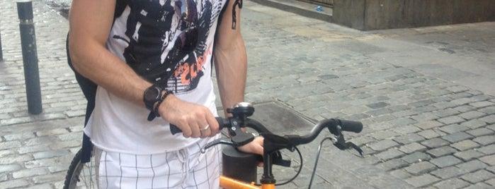 Bike Rental Barcelona is one of #myhints4Barcelona.