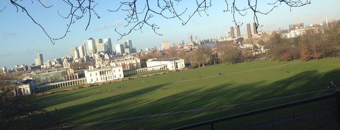Greenwich Park is one of À faire à Londres.