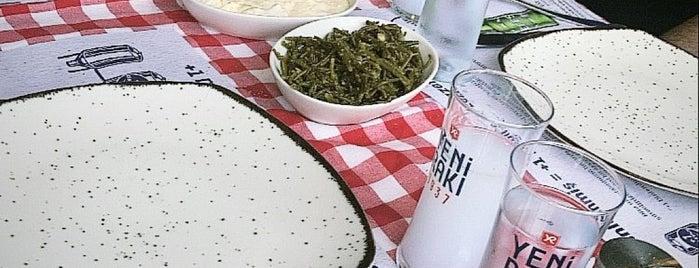 Meyhane Kafası is one of Locais curtidos por Pinar.