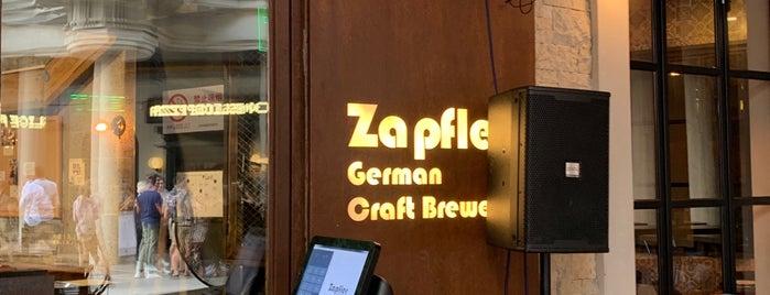 Zapfler is one of Hai.