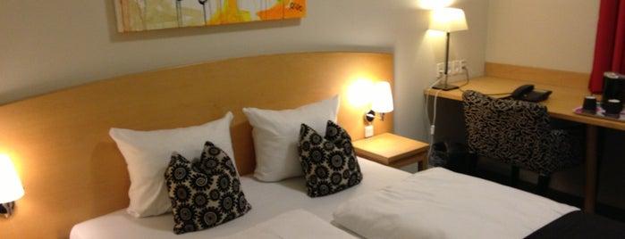 Best Western Mercur Hotel is one of Lieux qui ont plu à Jan.