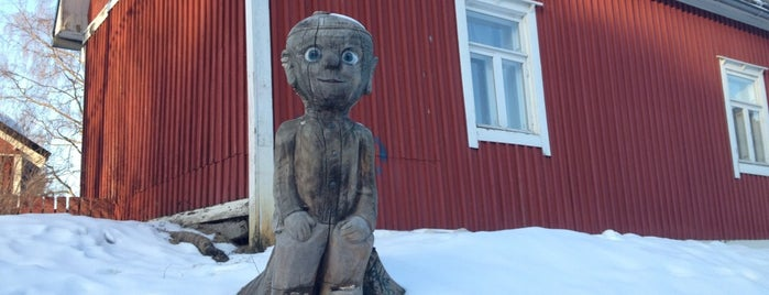 Mäki-Matti is one of Jyväskylän kaupunginosat.