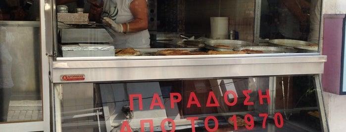 Σερραϊκή Μπουγάτσα is one of Samotraki.