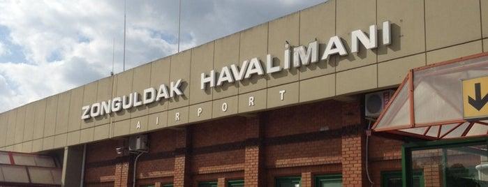 Zonguldak Havalimanı (ONQ) is one of Havalimanları.