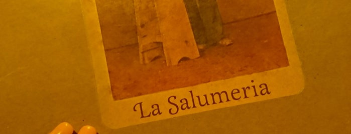 La Salumeria is one of Nairobi.