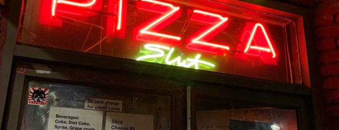 Pizza Ślut is one of Shinal 님이 좋아한 장소.