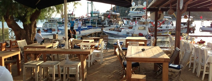 Cafe Mandarin is one of Bodrum.
