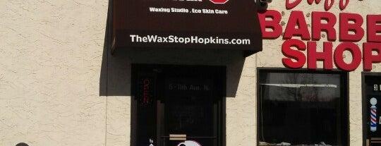 The Wax Stop is one of Posti che sono piaciuti a DZalumni.