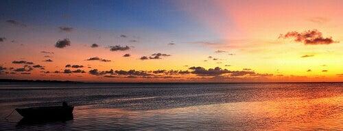 Funafuti Beach is one of Asia & Oceania.