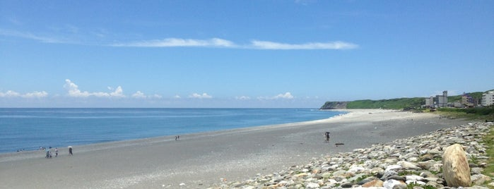 Chihsingtan Beach is one of Hualien - Taroko.