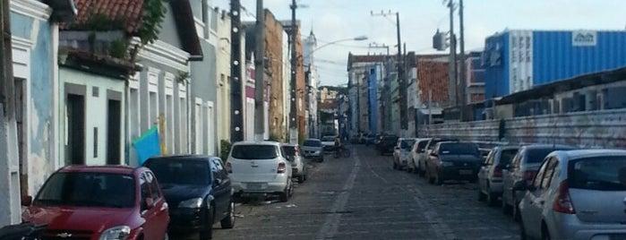 Rua Chile is one of Viagem da Ana à Natal.