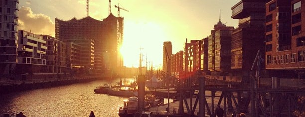 HafenCity is one of Best places.