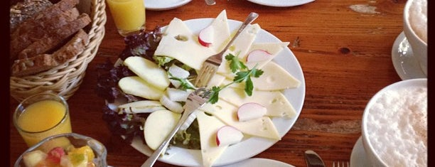 Café Koppel is one of Vegetarische Restaurants in Hamburg / Vegetarian.