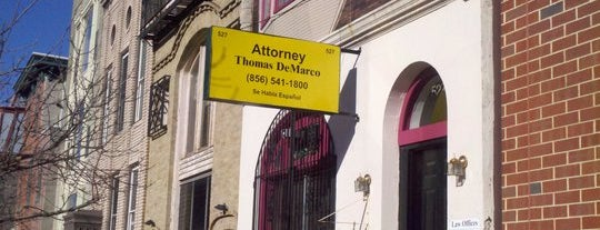 Law Offices Of Thomas DeMarco & Associates is one of Lugares guardados de ! Boutot.