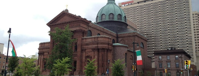 Cathedral Basilica of Saints Peter & Paul is one of Philadelphia.