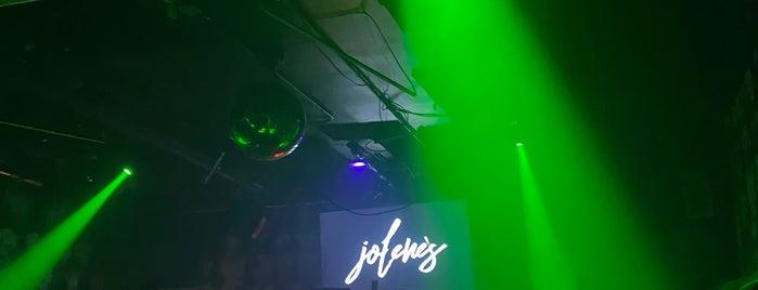 Jolene's is one of heard in a Lyft.