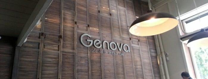 Génova - Tapas Restaurante is one of Tapas lejanas.