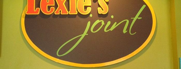 Lexie's Joint is one of Maine.
