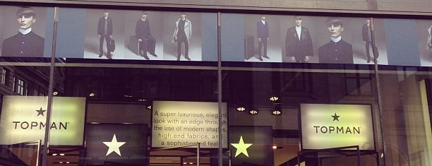 Topman is one of London.